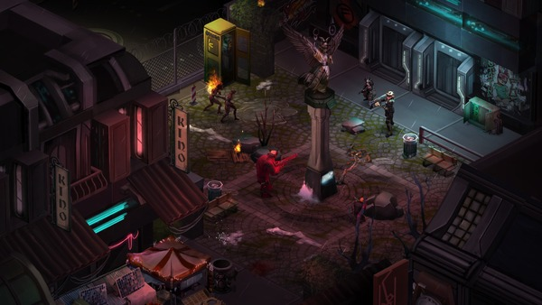 بازی Shadowrun Dragonfall برای PC