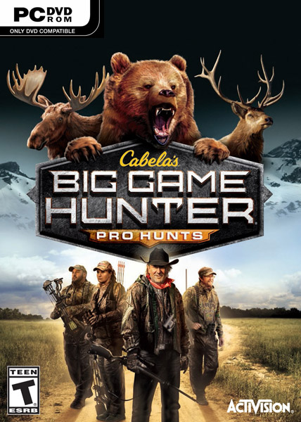 بازی Cabela's Big Game Hunter Pro Hunts برای PC
