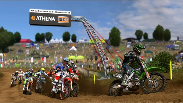 بازی MXGP - The Official Motocross Videogame برای PC