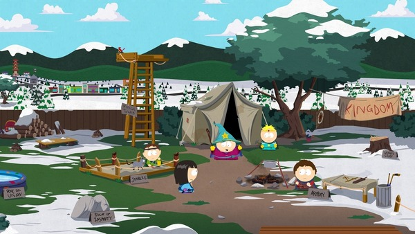 بازی South Park The Stick of Truth برای PC